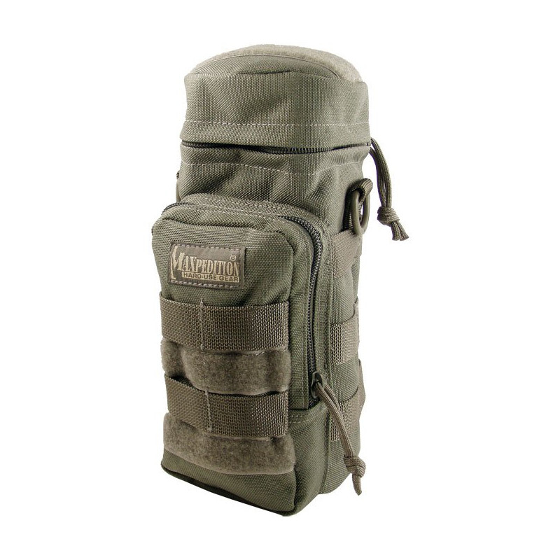 Maxpedition 10'' x 4'' Bottle Holder foliage green