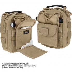 Maxpedition FR-1 pouch - zwart