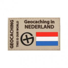 Badge Geocaching in Nederland