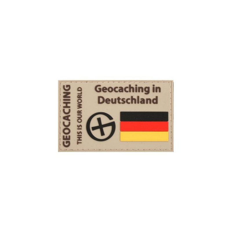 Patch Geocaching in Deutschland
