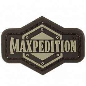 Maxpedition -  Badge 2,5cm Logo - arid