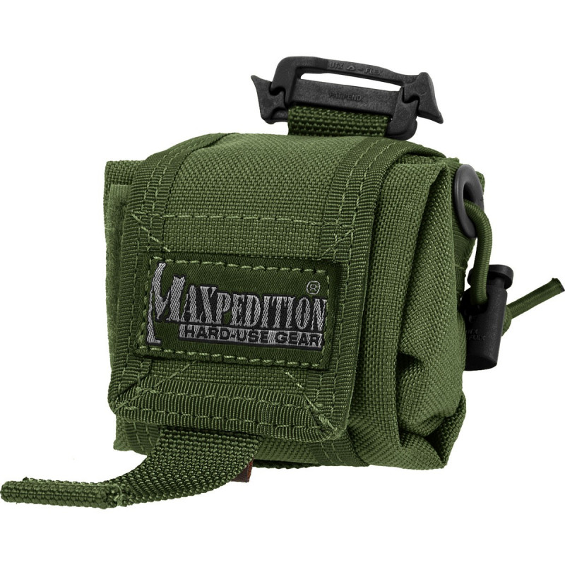 Maxpedition - Mini Rollypoly groen