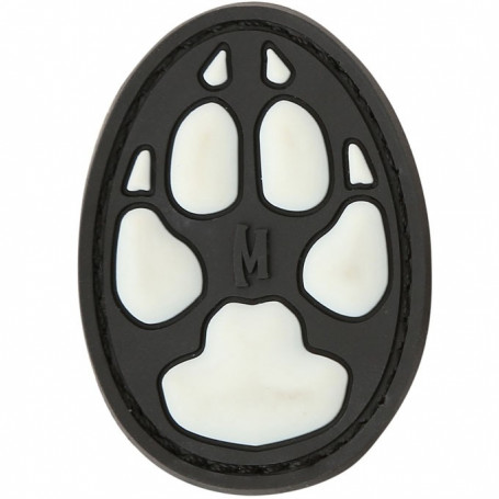 Maxpedition - Patch Dogtrack 5cm - Glow