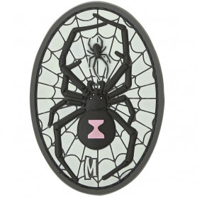 Maxpedition - Black Widow badge - Glow