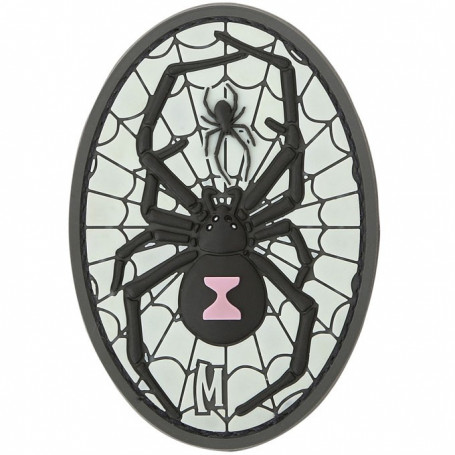 Maxpedition - Badge Black Widow - Glow