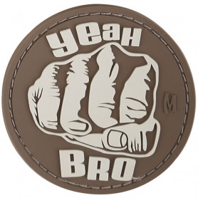 Maxpedition - Bro Fist patch - Arid
