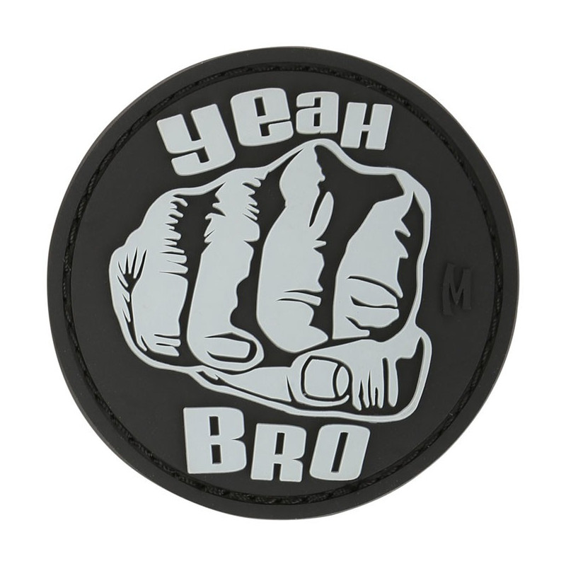 Maxpedition - Bro Fist badge - Swat