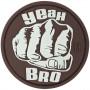 Maxpedition - Bro Fist badge - Glow