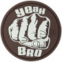 Maxpedition - Bro Fist badge - Glow