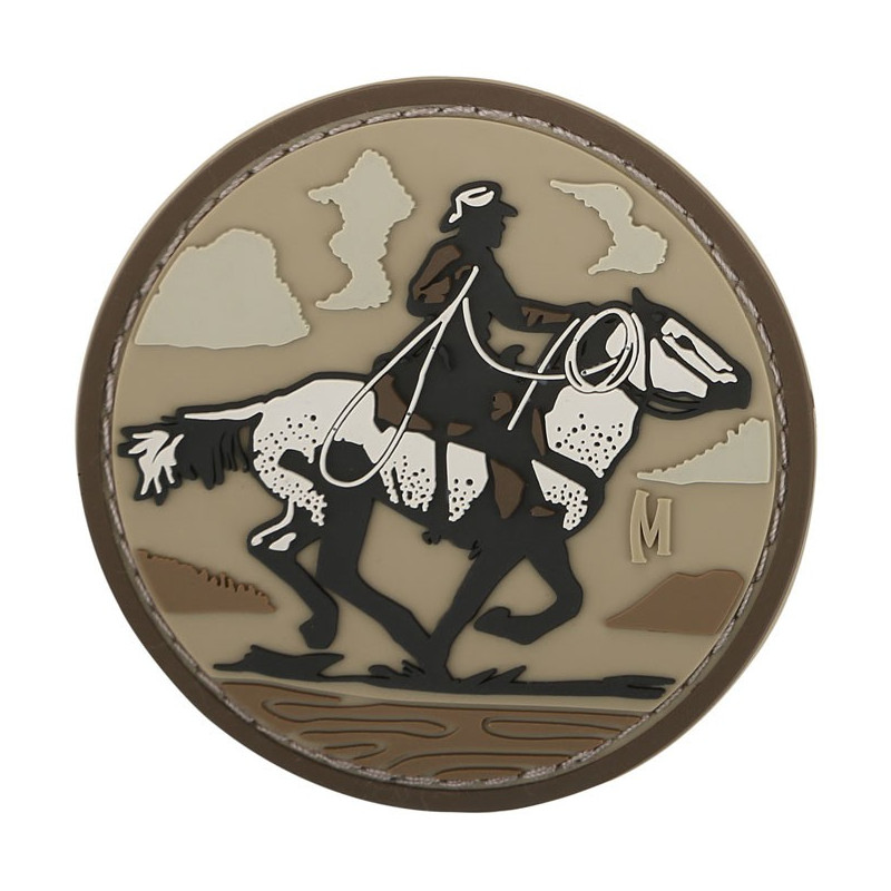 Maxpedition - Cowboy badge - Arid