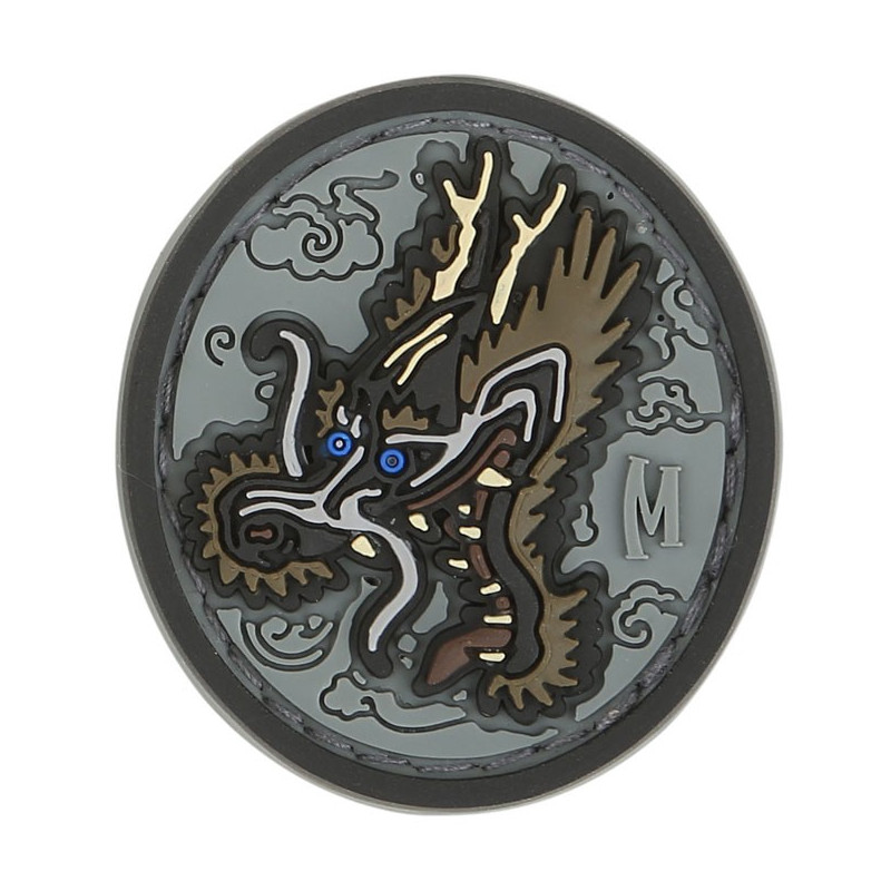 Maxpedition - Dragon Head Badge - Swat