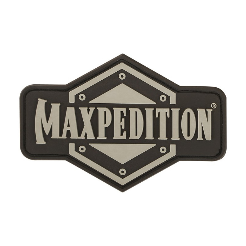 Maxpedition - Full Logo patch - Arid