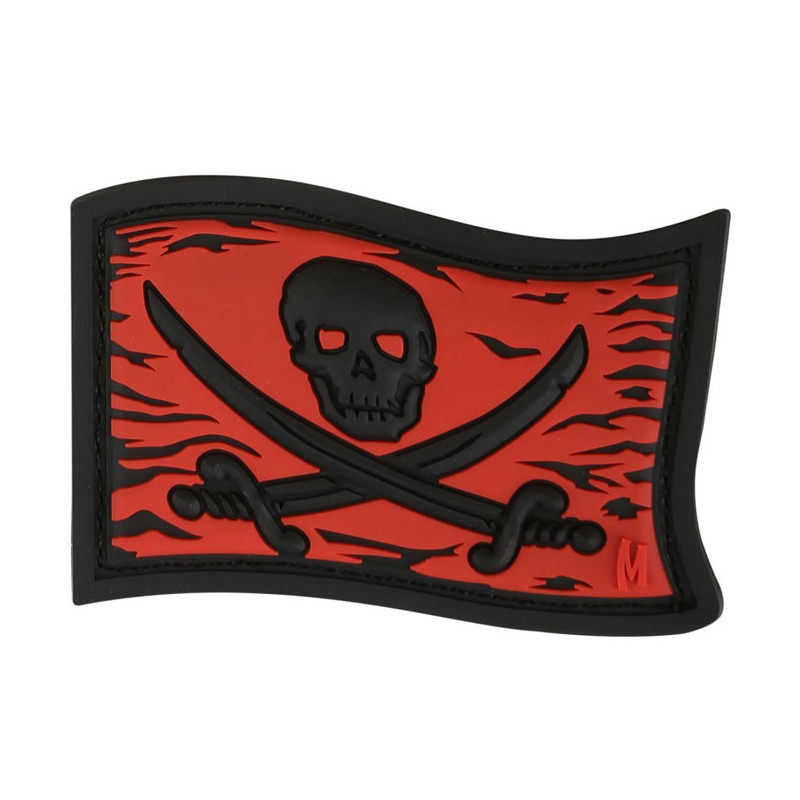 Maxpedition - Jolly Roger Badge - Full Color