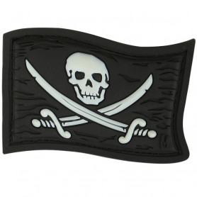 Maxpedition - Badge Jolly Roger - Glow