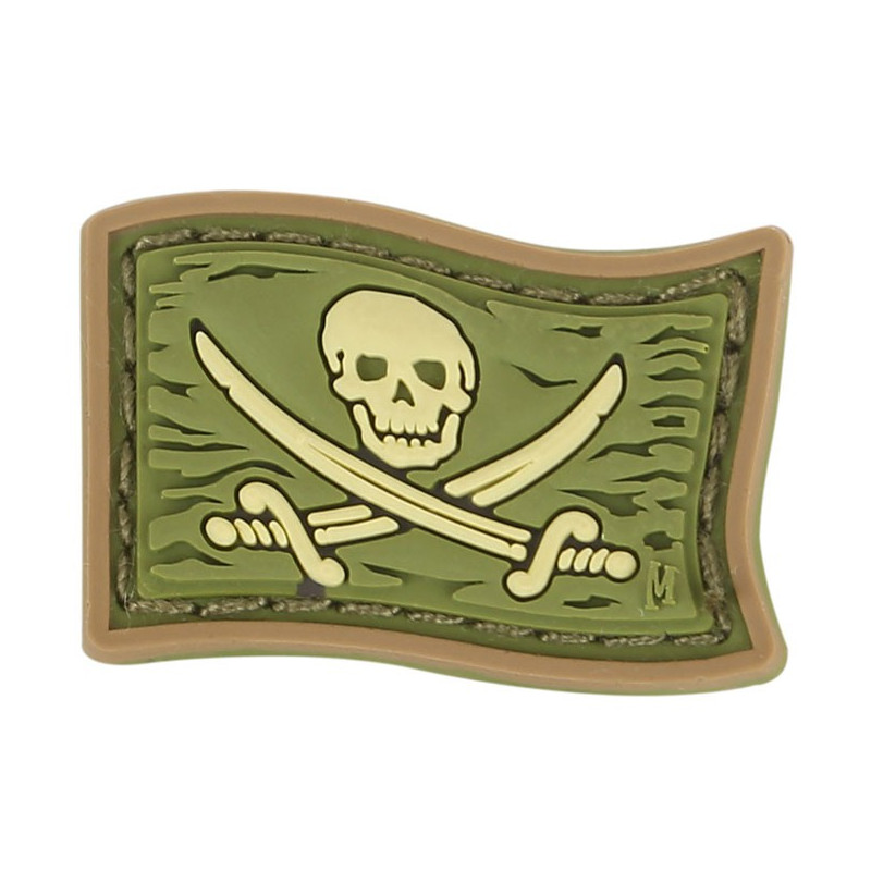 Maxpedition - Jolly Roger micro Badge - Arid