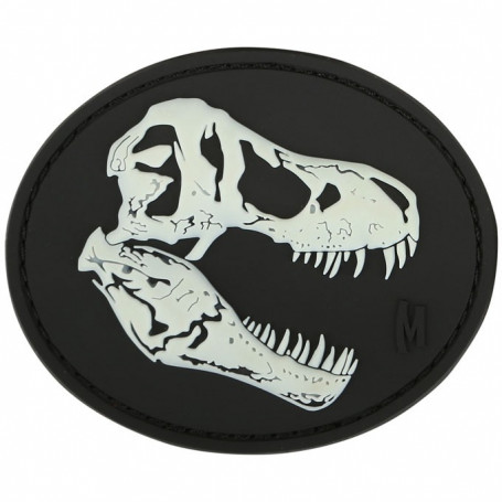 Maxpedition - Badge T-Rex Skull - Glow