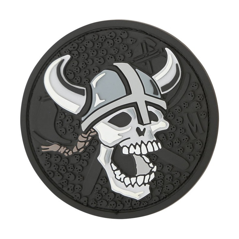 Maxpedition - Viking Skull Badge - Swat