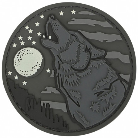 Maxpedition - Badge Wolf - Glow