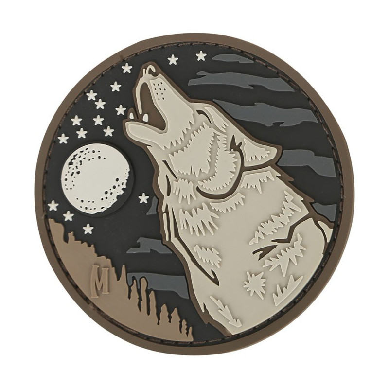 Maxpedition - Wolf Badge - Arid