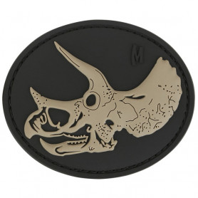 Maxpedition - Badge Triceratops Skull - Swat