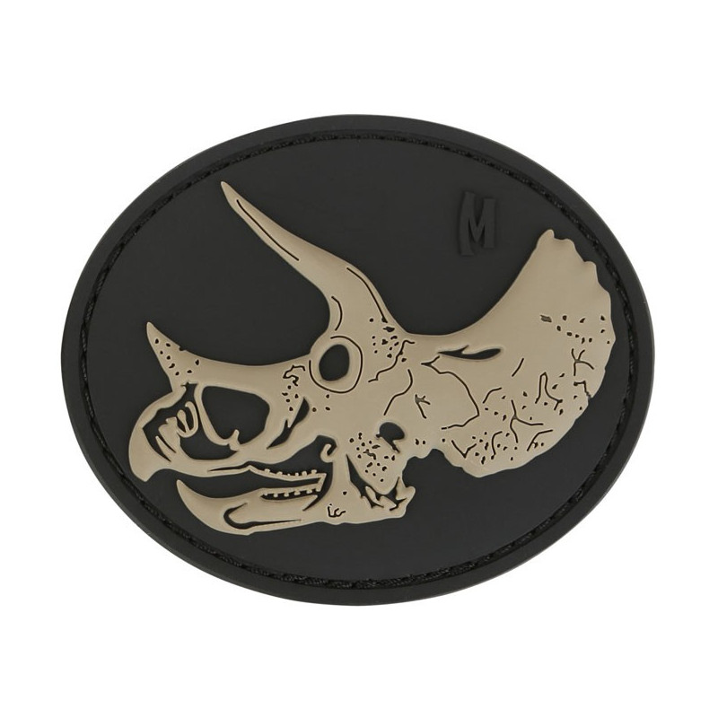 Maxpedition - Triceratops Patch Skull - Swat