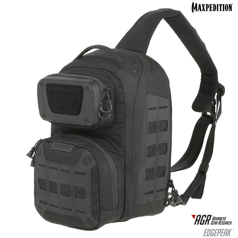 Maxpedition - AGR Edgepeak - Schwarz
