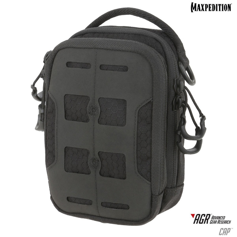 Maxpedition - AGR Compact Admin Pouch - Schwarz