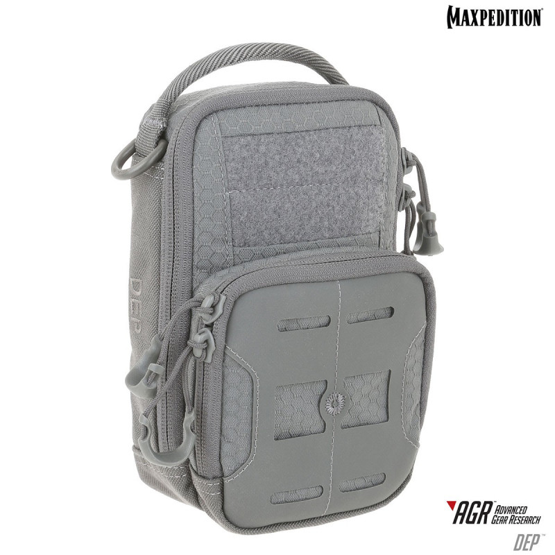 Maxpedition - AGR CompDaily Essentials Pouch - grey