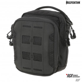 Maxpedition - AGR™ AUP™ Accordion Utility Pouch - schwarz