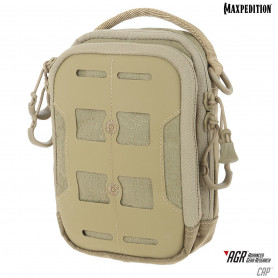 Maxpedition - AGR Compact Admin Pouch - Tan