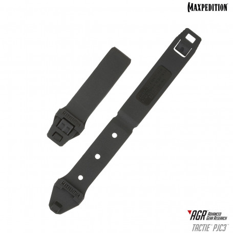 Maxpedition AGR TacTie 10.7 cm - Schwarz