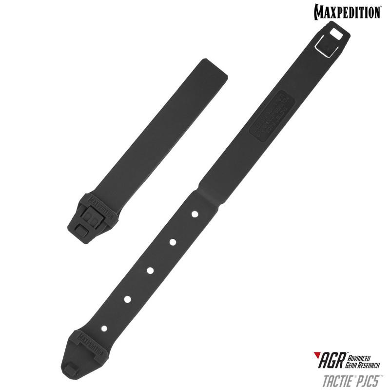 Maxpedition AGR TacTie 15.6 cm - Schwarz