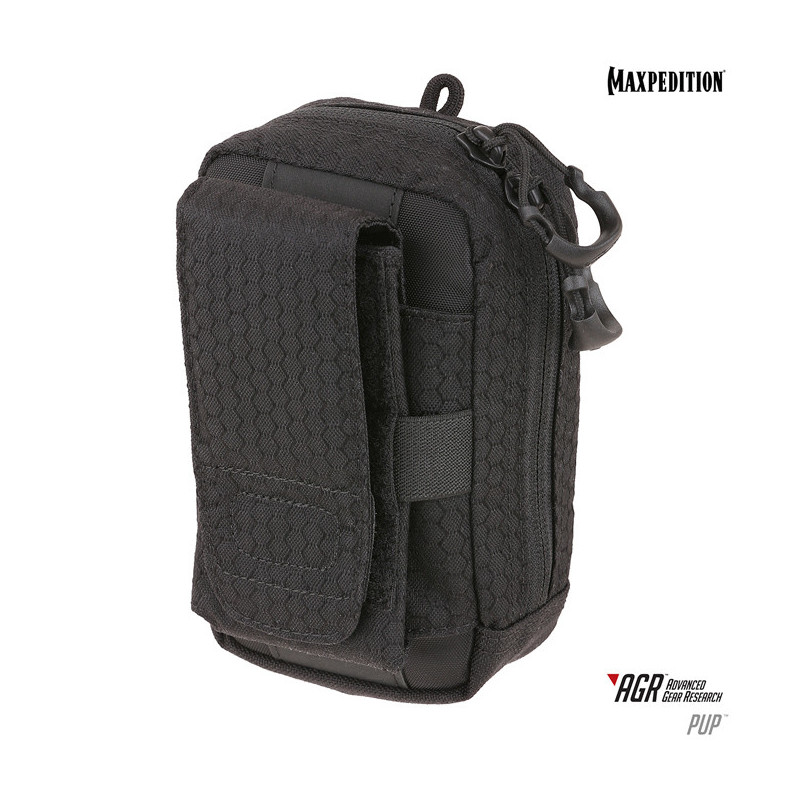Maxpedition - AGR Phone Untility Pouch Schwarz