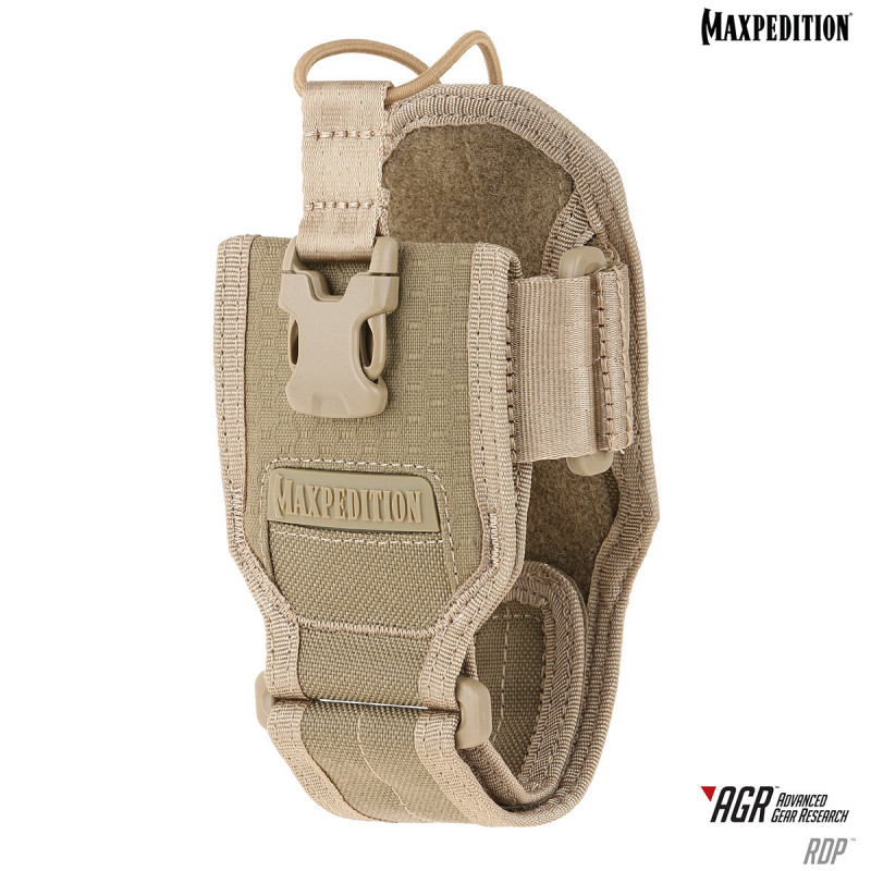 Maxpedition - AGR RDP Radio Pouch Tan