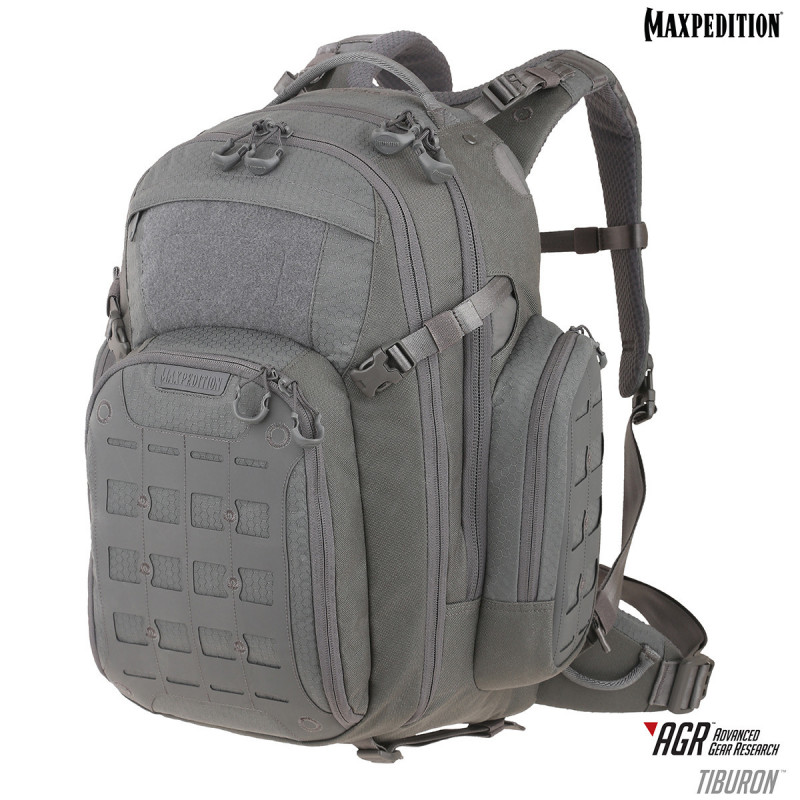 Maxpedition - AGR Tiburon Grau