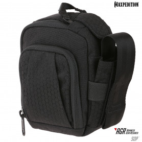 Maxpedition - AGR Side Opening Pouch - Black