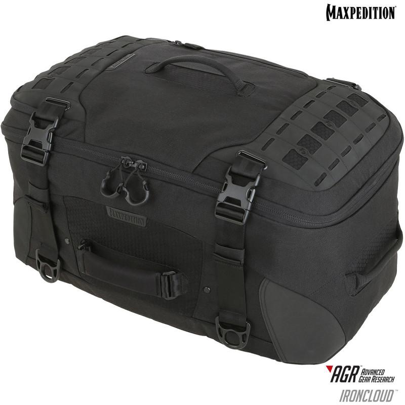 Maxpedition - AGR Ironcloud Adventure bag - Black