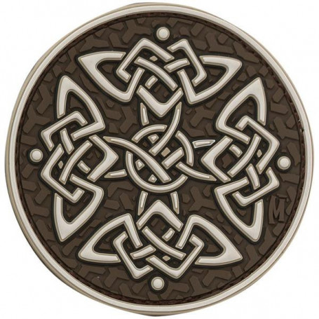 Maxpedition Celtic Cross badge - arid