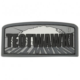 Maxpedition TEOTWAWKI badge - swat