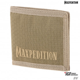 Maxpedition - Wallet AGR BiFold - Tan