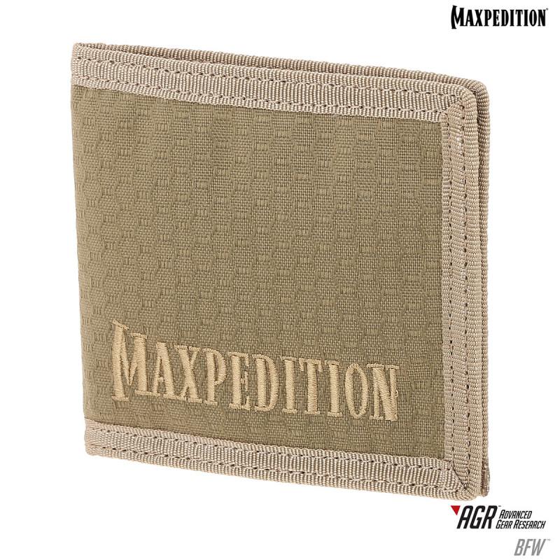 Maxpedition - Wallet AGR BiFold  - Tan