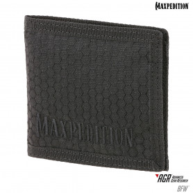 Maxpedition - Wallet AGR BiFold - Zwart