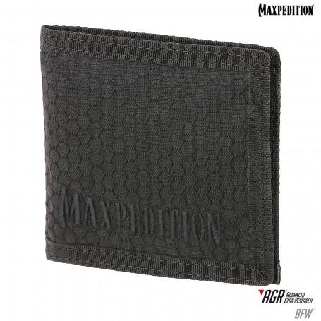 Maxpedition - Wallet AGR BiFold - Zwart