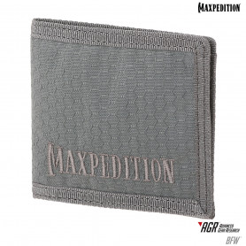 Maxpedition - Wallet AGR BiFold - Grijs