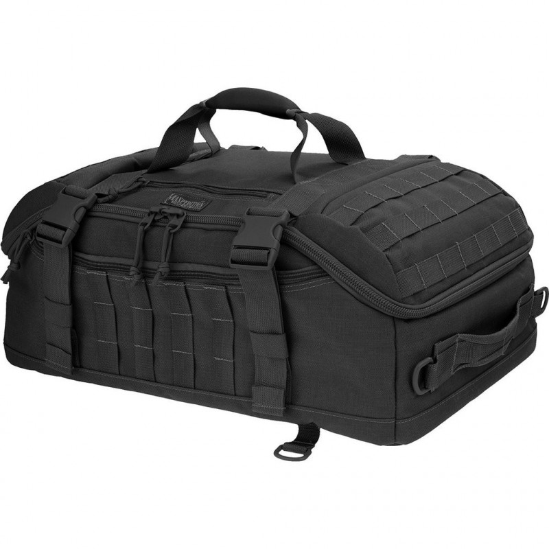 Maxpedition - Fliegerduffel Aventure Bag - black