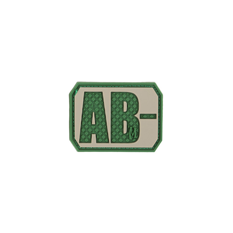 Maxpedition - Blood type - AB- (Arid)