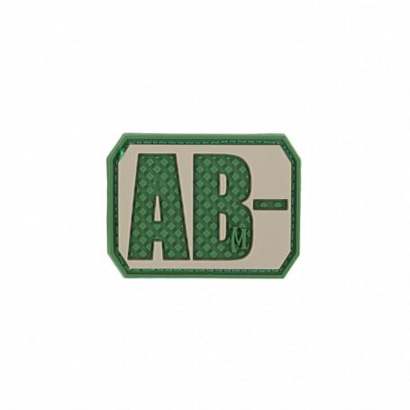 Maxpedition - Bloedgroep - AB- (Arid)
