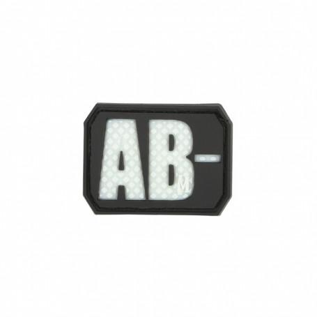 Maxpedition - Bloedgroep - AB- (glow)