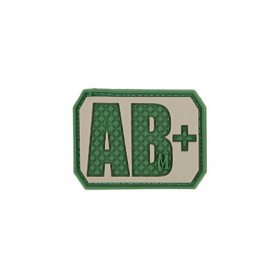 Maxpedition - Bloedgroep - AB+ (Arid)