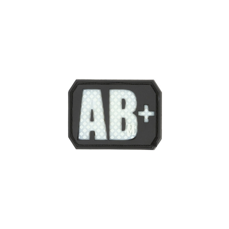 Maxpedition - Bloedgroep - AB+ (glow)